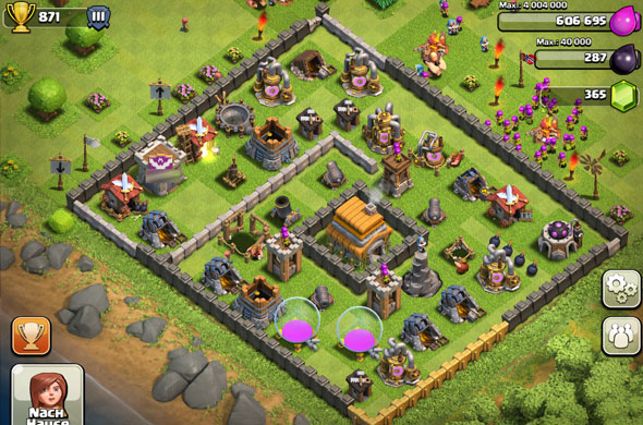 mein-clash-of-clans-dorf