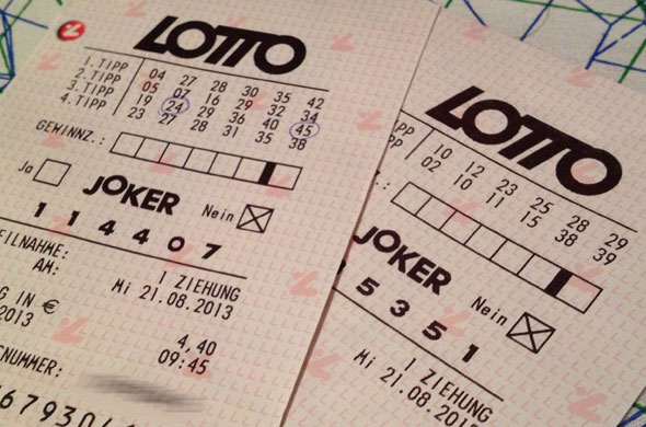 Lotto.At 6 Aus 45