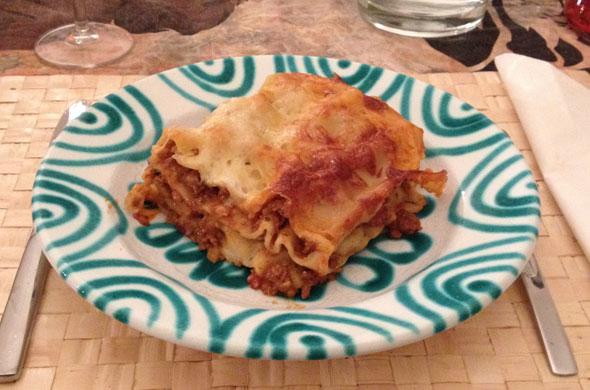 lasagna-portion